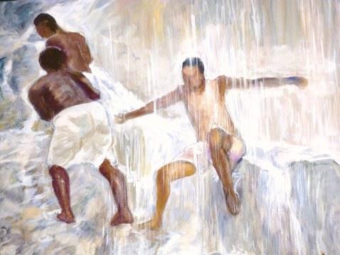 Huile - 55 x 61 cm - 2008