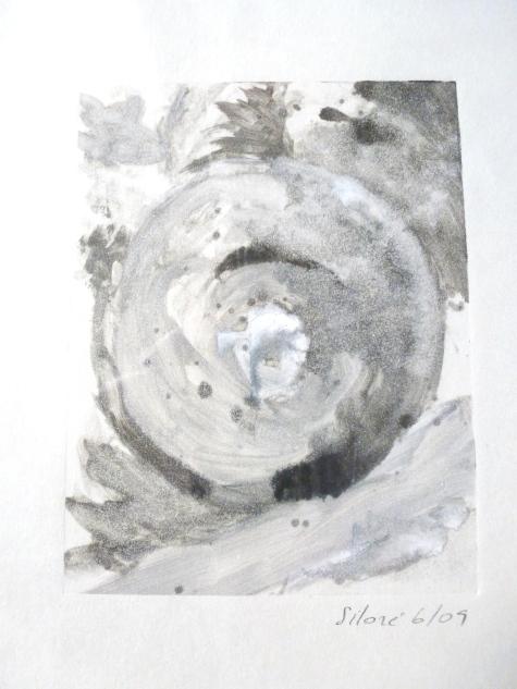 Monotype – 20 x 20 cm – 2009
