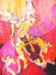 Acrylique - 65 x 50 cm - 2009