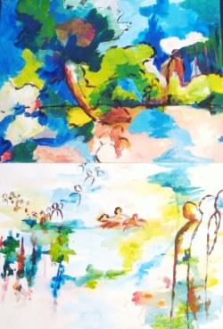 Acrylique – 60 x 40 cm – 2009