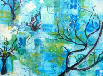 Acrylique – 50 x 65 cm – 2009