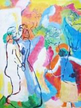 Acrylique – 40 x 30 cm – 2009