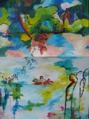 Acrylique – 60 x 40 cm - 2009