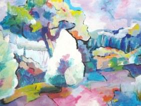 Acrylique - 30 x 40 cm - 2009