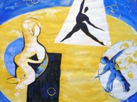 Acrylique - 50 x 65 cm cm - 2009