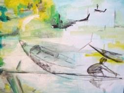 Acrylique – 65 x 50 cm – 2010