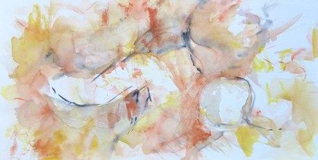 Aquarelle - 20 x 40 cm - 2011