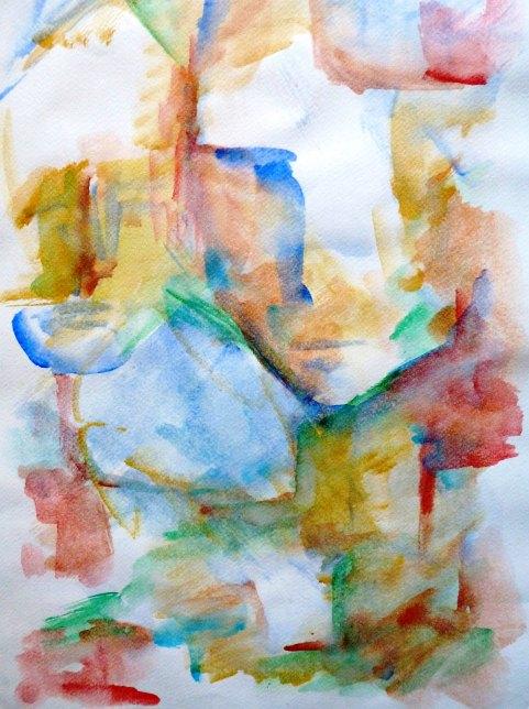 Aquarelle - 42 x 30 cm - 2011