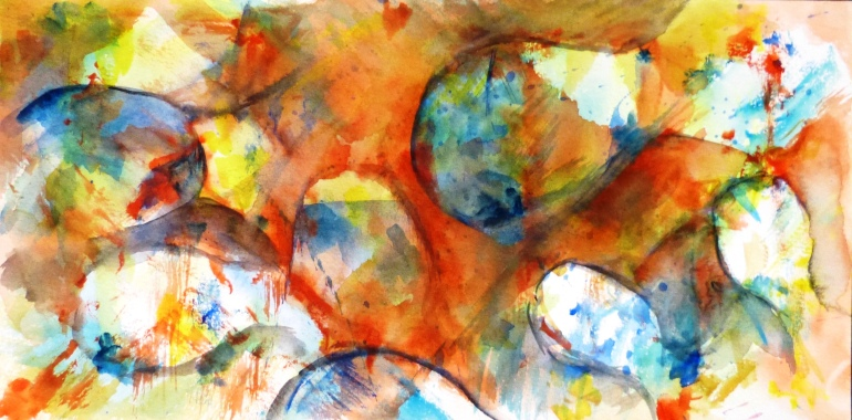 Acrylique - 20 x 40 cm - 2011