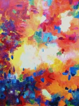 Arylique - 65 x 50 cm - 2011