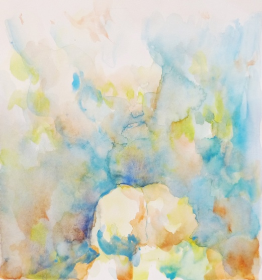 Acrylique -30 x 30 cm - 2011