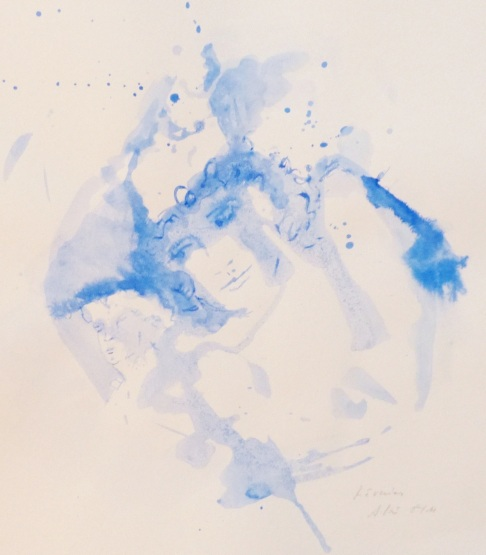 Acrylique - 30 x 30 cm - 2011