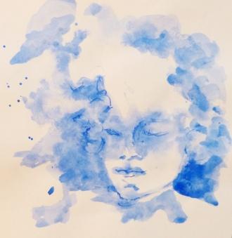 Acrylique - 28 x 28 cm - 2011