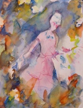 Acrylique - 29 x 23,5 cm - 2011