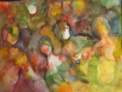 Acrylique - 28 x 38,5 cm - 2011
