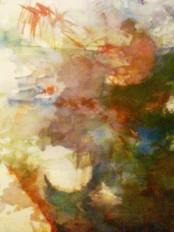 Peinture : huile -Dimensions : 40 x 30 cm - Année : 2011 - vendu - coll. particulière