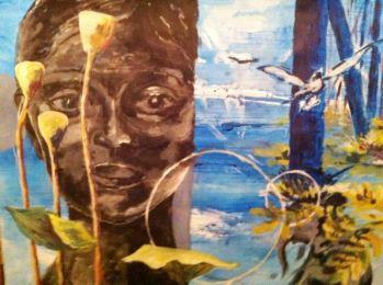 Acrylique - 50 x 65 cm - 2012