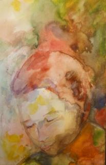 Aquarelle - 29 x 20 cm - 2012