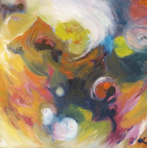 Huile – 50 x 50 cm - 2013