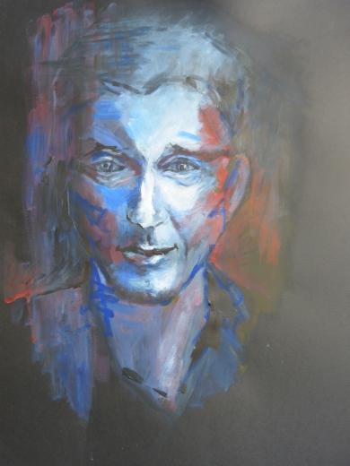 Acrylique - 65 x 50 cm - 2013