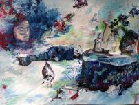 Acrylique – 50 x 65 cm - 2017