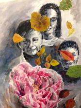 Acrylique - 65 x 50 - 2017