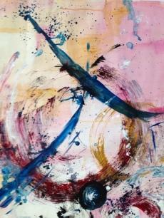 Acrylique - 65 x 50 cm - 2017