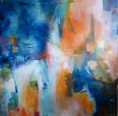 Huile - 100 x 100 cm - 2013