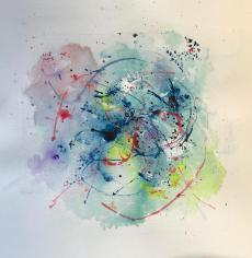 Acrylique - 39 x 39 cm - 2019