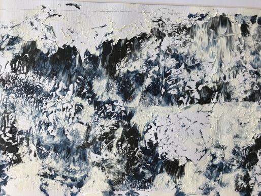 Acrylique - 23.5 x 29 cm - 2019