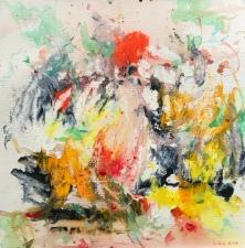 Acrylique - 29 x 29 cm - 2019