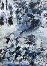 Acrylique - 39 x 28 cm - 2019