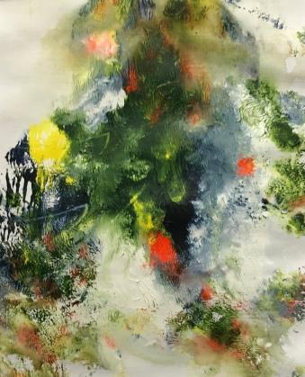 Acrylique - 29 x 23 cm - 2019